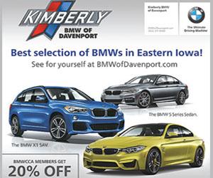 Kimberly BMW Davenport