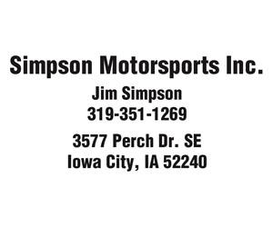 Simpson motorsport