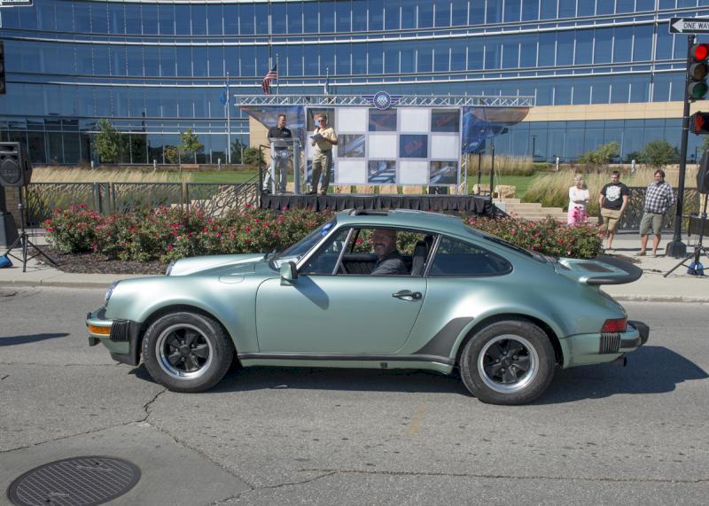 Des Moines Concours d'Elegance/Drive September 8-9