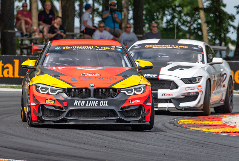 IMSA/Michelin Challenge Race at Road America – August 2-4