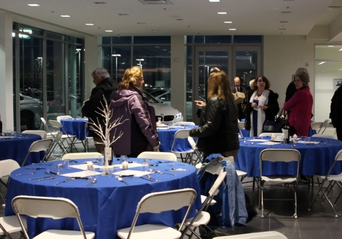 Iowa BMW CCA Annual Meeting & Awards Banquet Registration Deadline March 6 at Noon